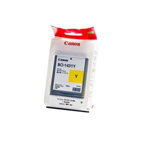 CANON BCI-1431Y Yellow Ink Cartridge (8972A001)